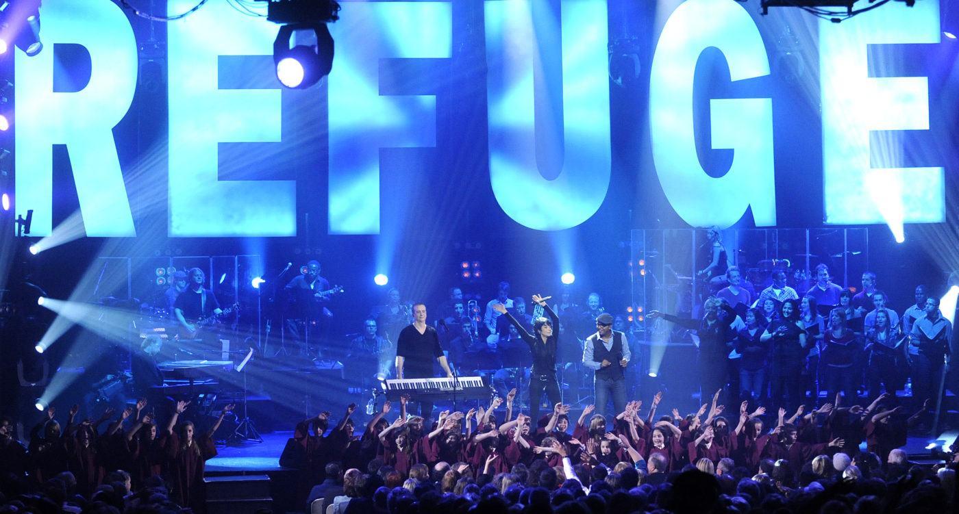 Show du Refuge 2012