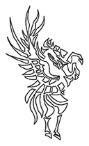 Dan Bigras -Logo - Noir